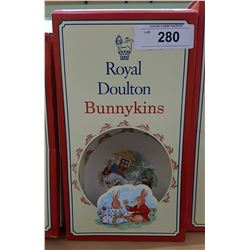 ROYAL DOULTON BUNNYKINS INFANT SET