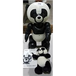 WOWWEE ROBOPANDA WITH MANUAL