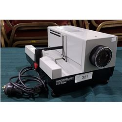 VINTAGE KINDERMANN 6X6 SUPER SLIDE PROJECTOR