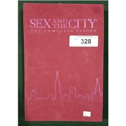 SEX AND THE CITY THE COMPLETE SERIES DVD SET