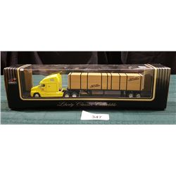 LIBERTY CLASSICS LIMITED EDITION DIE CAST TRACTOR TRAILER