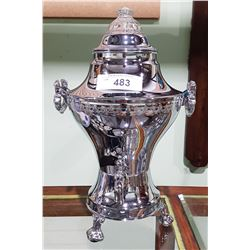 VINTAGE CHROME SAMOVAR