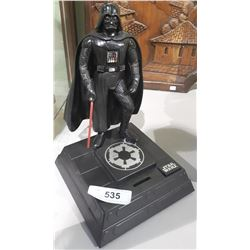 STAR WARS DARTH VADER TALKING COIN BANK