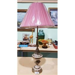 VINTAGE STIFLE TABLE LAMP