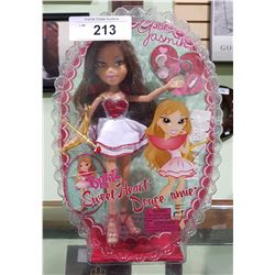 "NIB BRATZ SWEETHEART ""YASMIN"" FASHION DOLL"