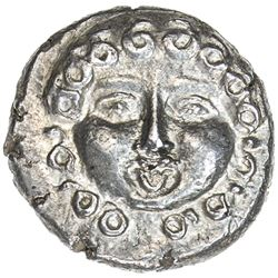 THRACIAN CITIES: Danubian District, late 5th-4th centuries BC, AR drachm (2.84g), Apollonia Pontika.