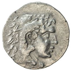 THRACIAN CITIES: ODESSOS: late series, ca. 125-70 BC, AR tetradrachm (16.08g). VF-EF