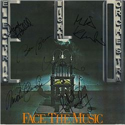 Electric Light Orchestra Signed Face the Music Album