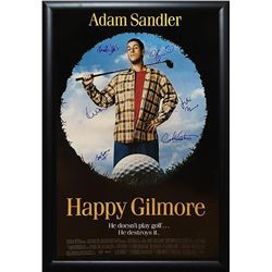 Happy Gilmore Signed Movie Poster