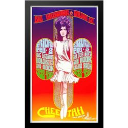 """Bob Masse """"Big Brother and the Holding Company"""" Framed Poster"""