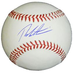 Theo Epstein Signed Rawlings Official MLB Baseball