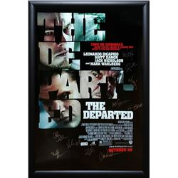 Departed Signed Poster