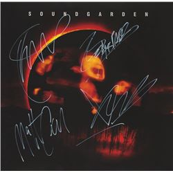 "Soundgarden ""Superunkown"" Signed Album"