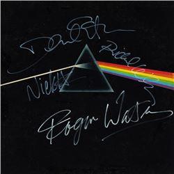 "Pink Floyd ""Dark Side of the Moon"" Signed Album"