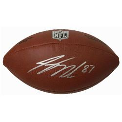 Jordy Nelson Signed Wilson Limited Full Size NFL Football