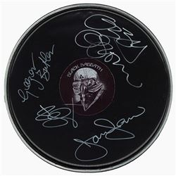 Black Sabbath Signed Drum Head