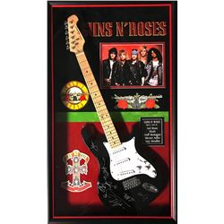 Guns N' Roses Signed Guitar