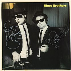 The Blues Brothers Band Signed Briefcase Of Blues Album