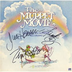 """The Muppets """"The Muppet Movie"""" Signed Soundtrack Album"""