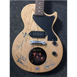Queen Signed Guitar
