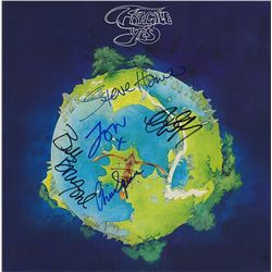 "Yes ""Fragile"" Signed Album"