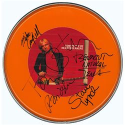 "Tom Petty and The Heartbreakers ""Damn the Torpedoes"" Signed Album"