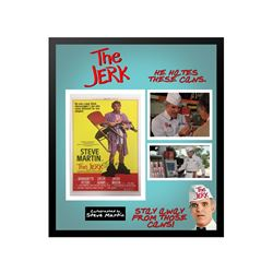 The Jerk Signed Collage