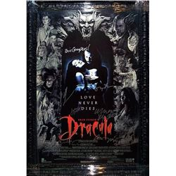 Dracula Signed Movie Poster