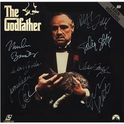 "Marlon Brando ""The Godfather"" Signed Laserdisc"