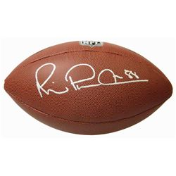 Michael Irvin Signed Wilson NFL Limited Full-Size Football
