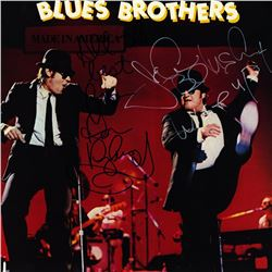 The Blues Brothers Band Signed Made In America Album