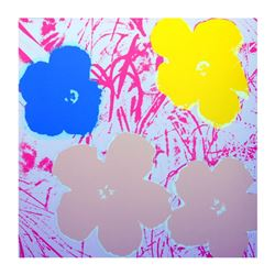 Flowers 11.70 by Warhol, Andy