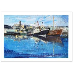 Penzance Harbor by Zwarenstein, Alex
