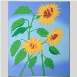 Summer Sunflowers by Holt, Larissa