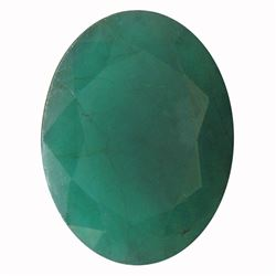 4.26 ctw Oval Emerald Parcel