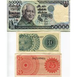 INDONESIA 3 NOTES