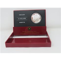 CANADA 2005 PROOF YEAR OF THE VETERAN $10 COIN