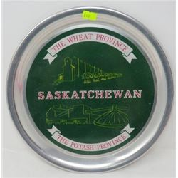 SERVING TRAY, THE WHEAT & POTASH PROVINCE