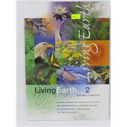 LIVING EARTH NO. 2 COLLECTIONS OF STAMPS