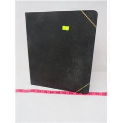 PAPER CURRENCY MULTI RING BINDER