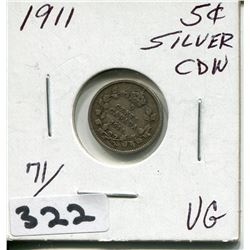 1911 CNDN SMALL 5 CENT PC