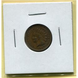 1907 USA INDIAN HEAD PENNY HISTORIC COLLECTIBLE