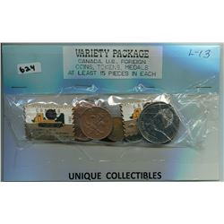 VARIETY PACKAGE OF UNIQUE COLLECTIBLES