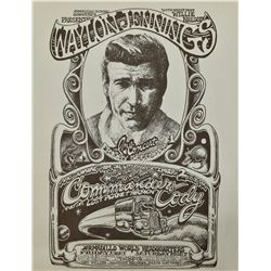 Waylon Jennings Armadillo World Headquarters