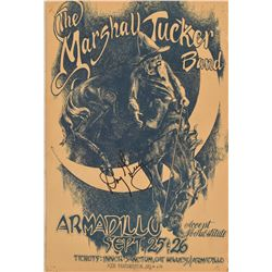Marshall Tucker Band Armadillo Worls HQ Poster