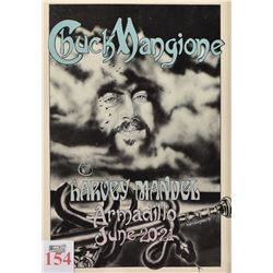 Chuck Mangione, AWHQ Concert Poster
