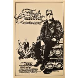 AWHQ Flash Cadillac and Continental Kids Poster