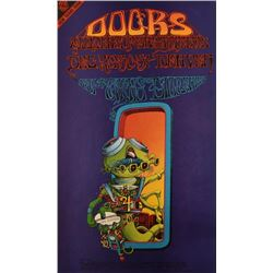 The Doors Denver New Years Eve Concert Poster