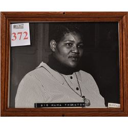 Big Mama Thornton AWHQ Burton Wilson Photo