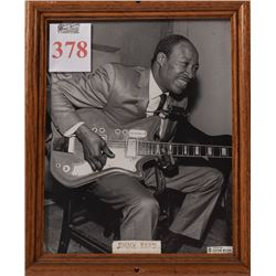 Jimmy Reed AWHQ Burton Wilson Photo